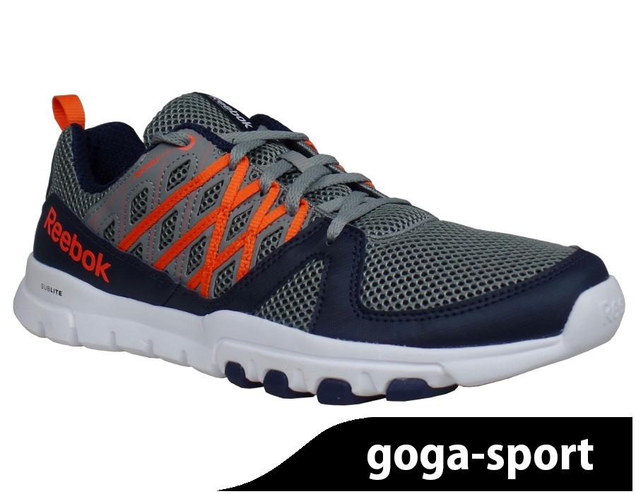 Buty sportowe, męskie REEBOK, lekkie, przewiewne, na trening